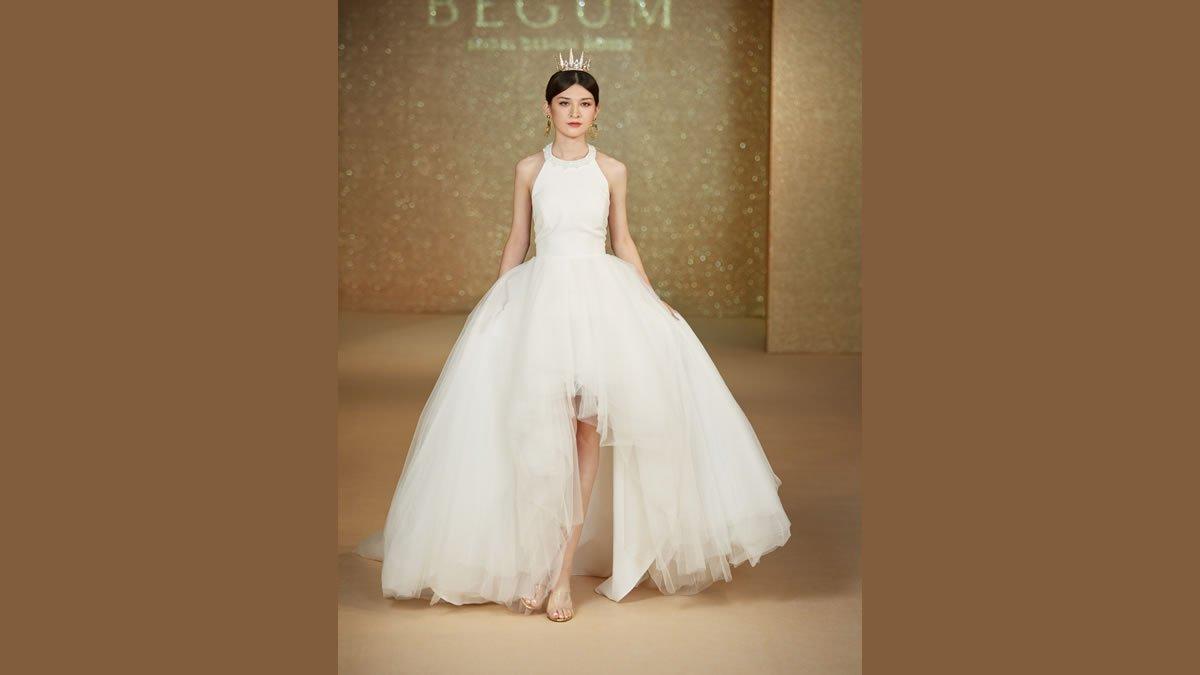 BÉGUM Bridal Design House'dan Çin'de Etkileyici Defile