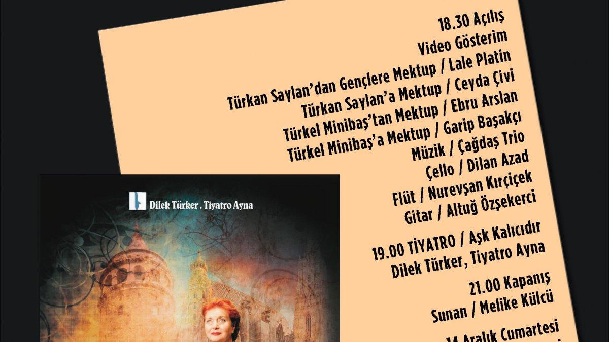 Prof. Dr. Türkan Saylan ve Prof. Dr. Türkel Minibaş'ı Doğum Günlerinde Anıyoruz