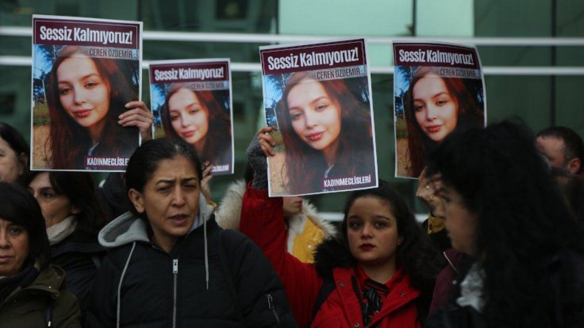 Ceren Özdemir'in katiline ağırlaştırılmış müebbet