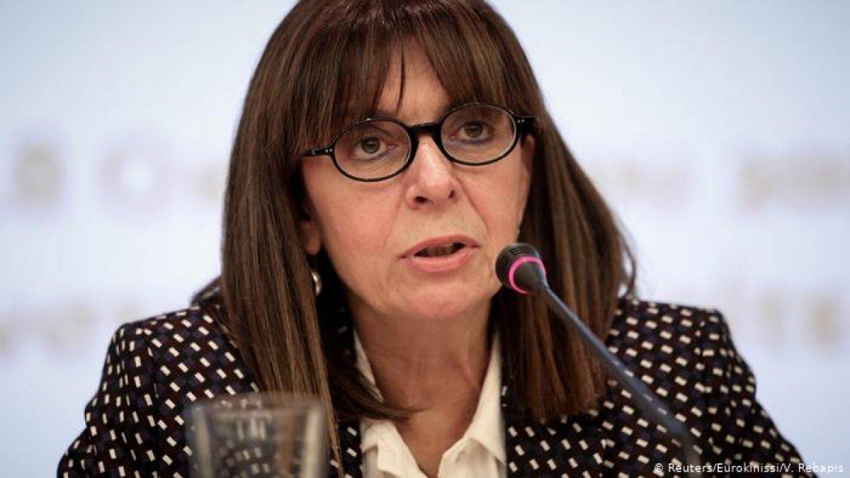 Atina'nın Kadın Cumhurbaşkanı