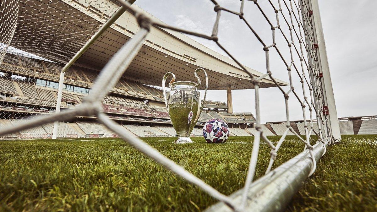adidas'ın UEFA Şampiyonlar Ligi 2020 Resmi Maç Topu