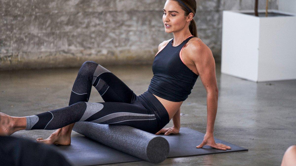 Nike, evdekalanlara spor için destek veriyor