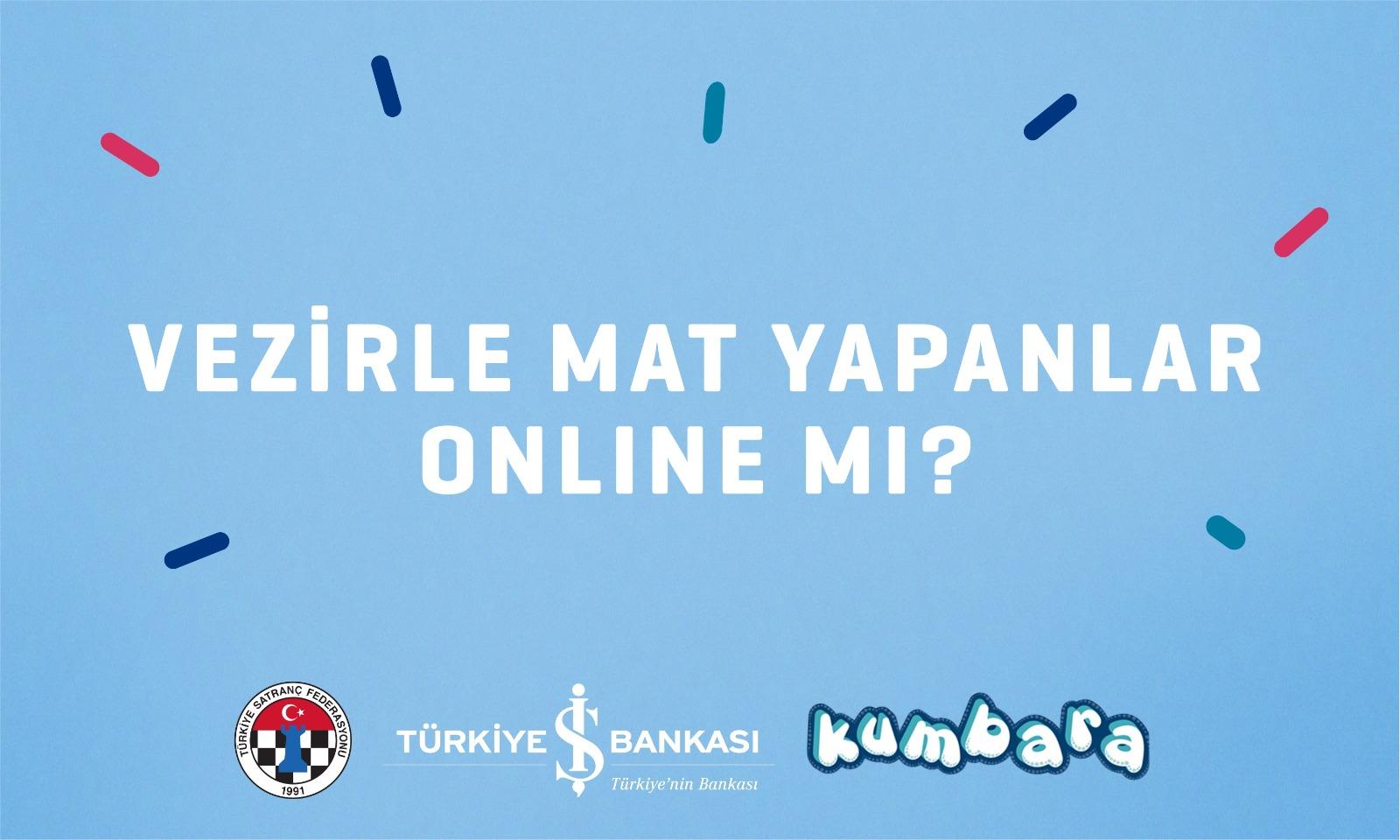 İş Bankası'ndan 23 Nisan'da çocuklar için online turnuva!