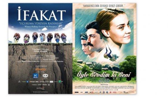Tekeoğlu'nun Ödüllü Filmleri Womantv.com.tr'de
