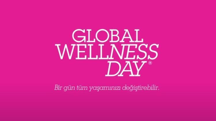 Bir Türk kadınının dünyaya armağanı Global Wellness Day'de 24 saatlik canlı yayın!