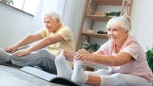 Büyüklerimiz için ömrü uzatan dört egzersiz!