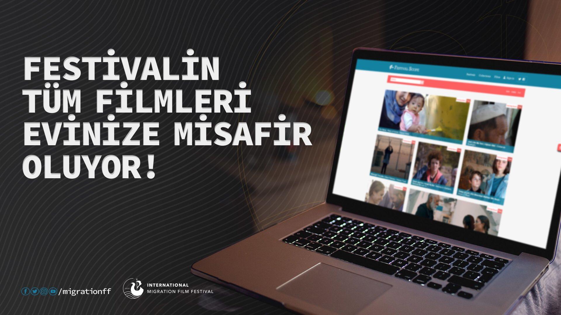 Uluslararası Göç Filmleri Festivali bugün başlıyor!