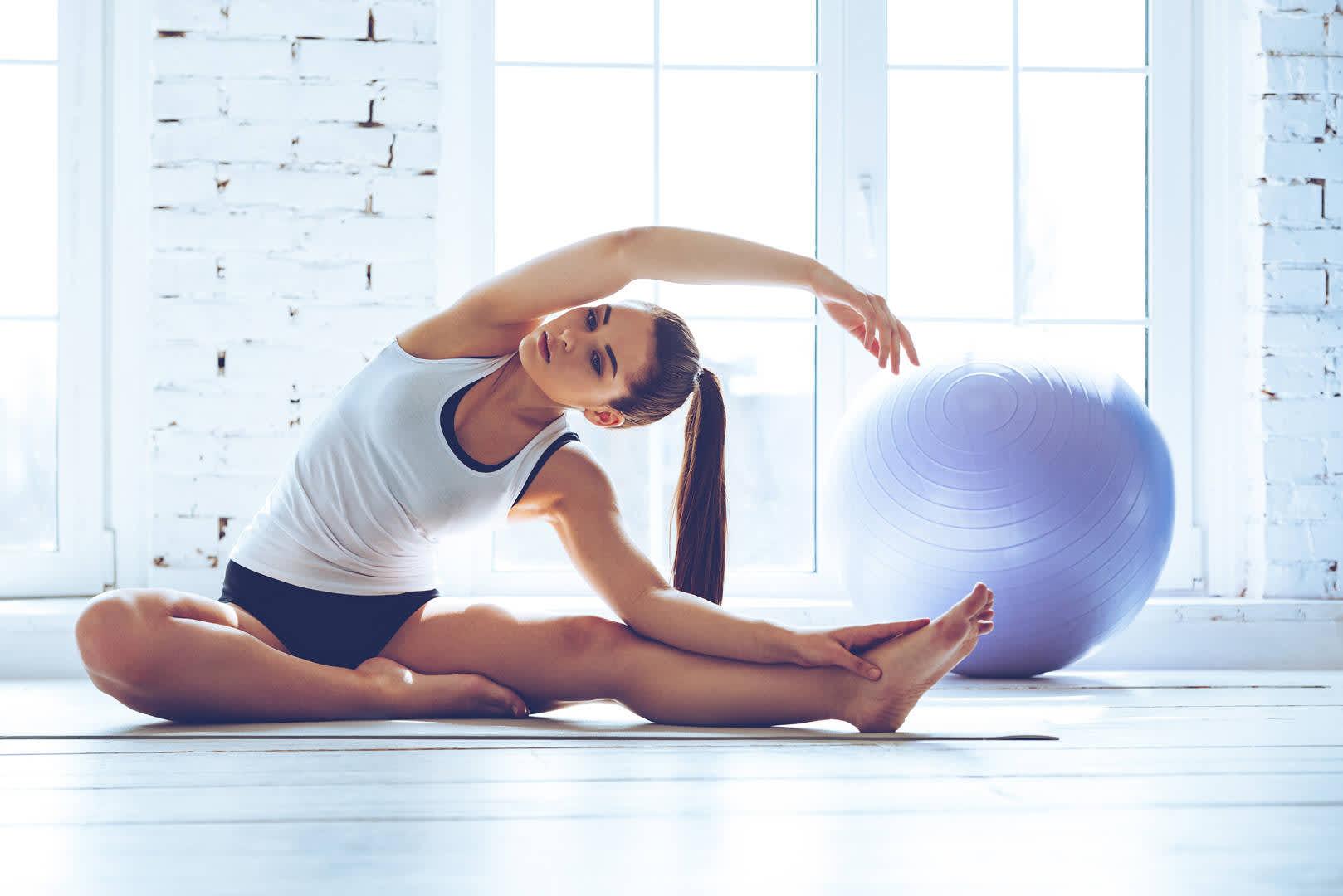 Kadınların yüzde 65'i düzenli spor yapmıyor