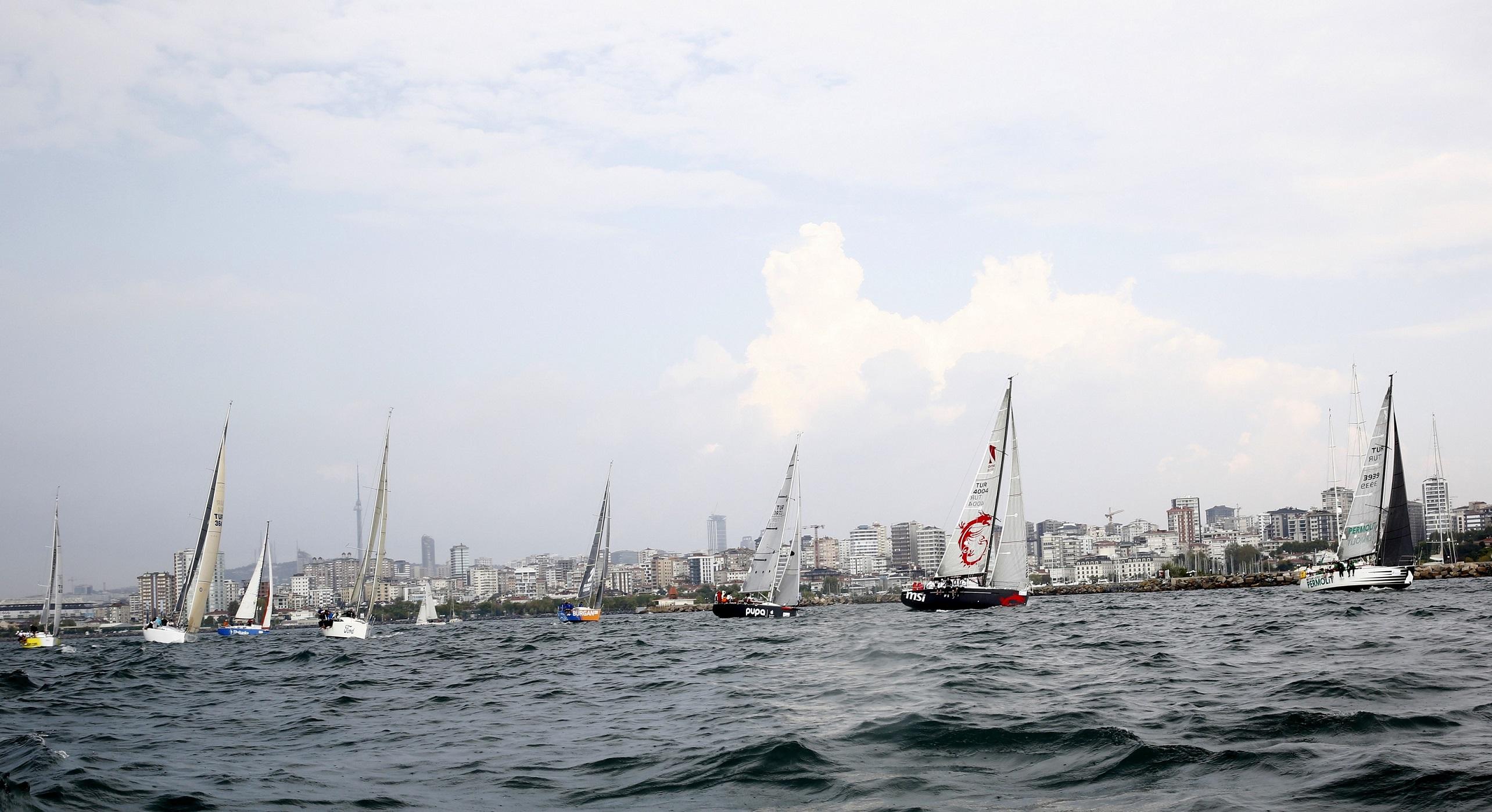 5. Deniz Kızı Kadın Yelken Kupası 5 Eylül'de sahiplerini bulacak