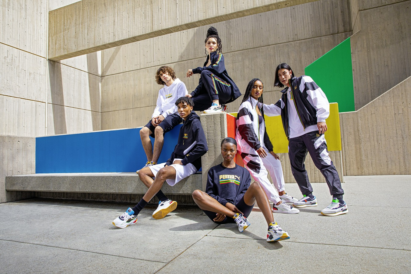 """Puma sporun gücünü """"Unity"""" koleksiyonuna yansıttı"""