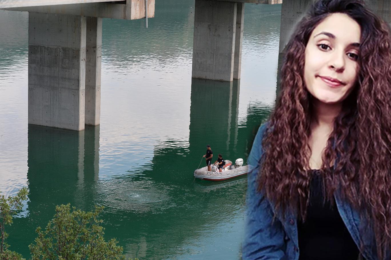 Gülistan Doku'yu su altında arama çalışmaları sonlandırıldı