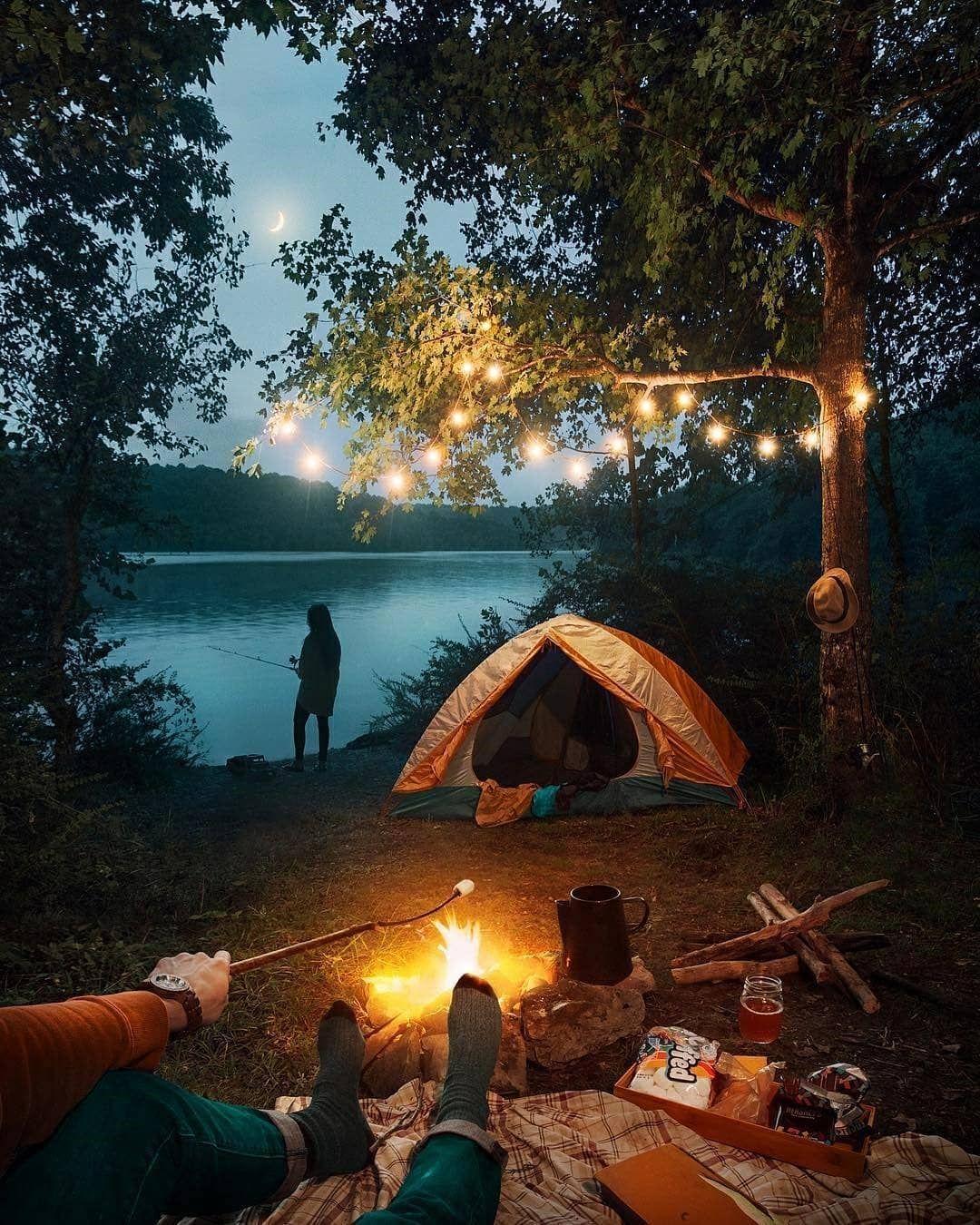 Huzurlu bir tatil için Türkiye'nin en iyi kamp alanları
