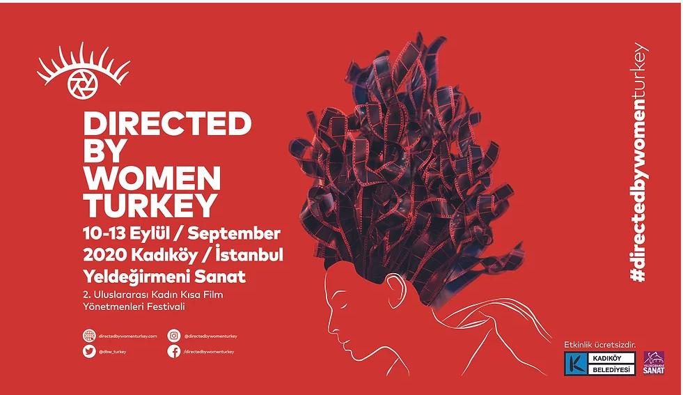 2. Uluslararası Kadın Kısa Film Yönetmenleri Festivali başlıyor!