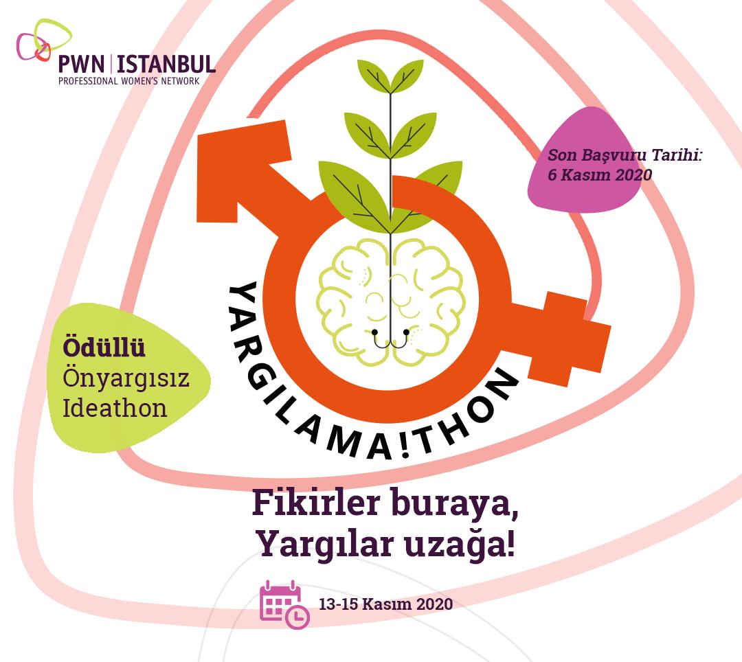 PWN İstanbul'dan Önyargısız Ideathon: Yargılama!Thon
