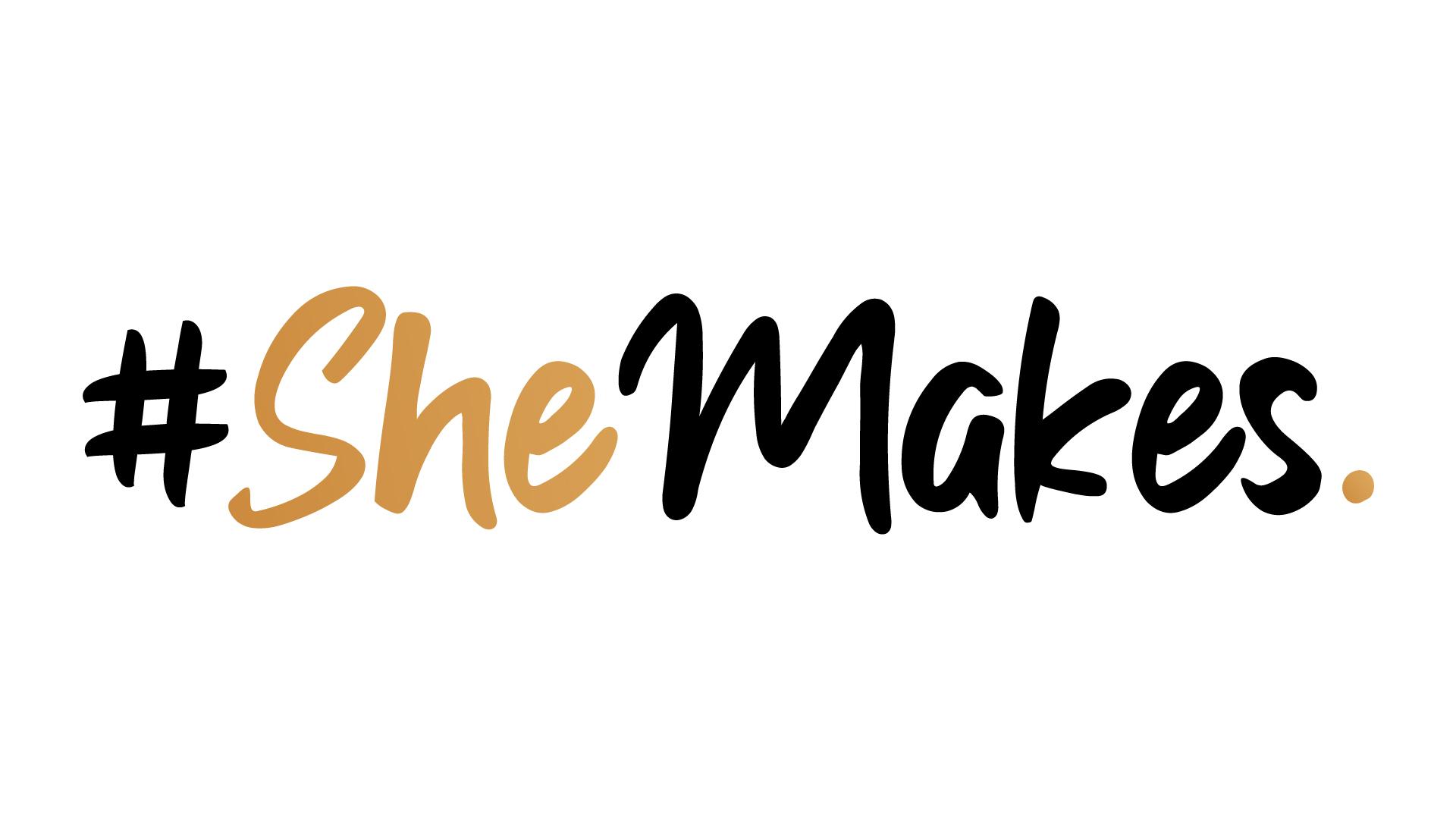 Google ve MediaCat'in ortak girişimiyle hayata geçirilen #SheMakes projesi Brand Week Istanbul'da tanıtıldı!