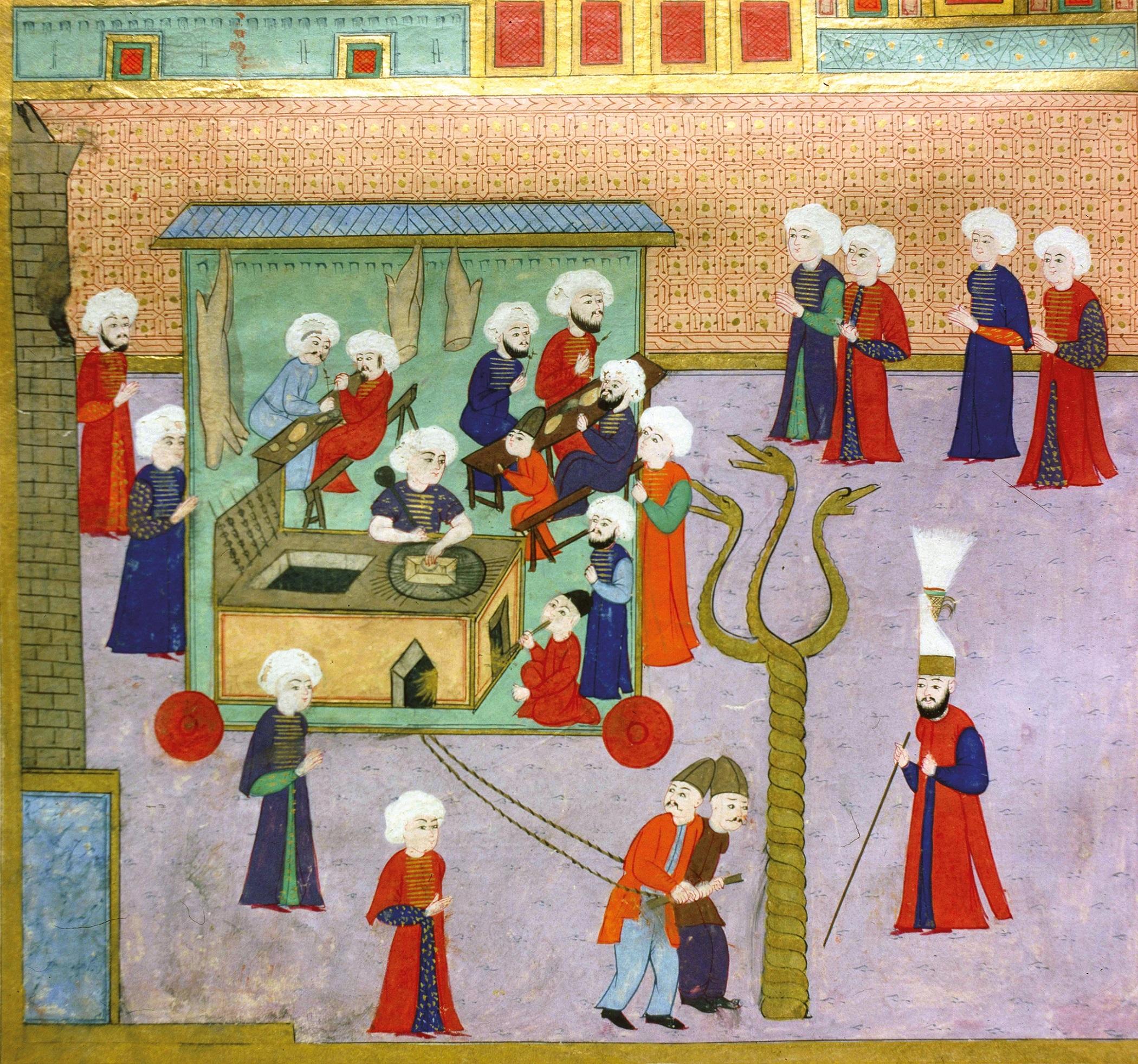 Osmanlı'nın enfes ve köklü mutfağının bilinmeyenleri