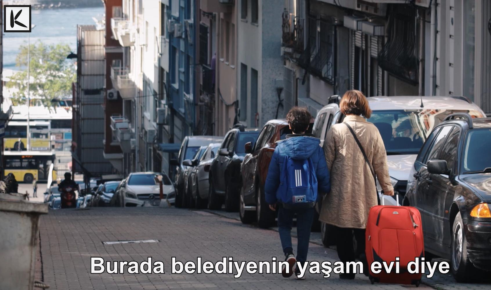 Türkiye'nin ilk Kadın Yaşam Evi Kadıköy'de