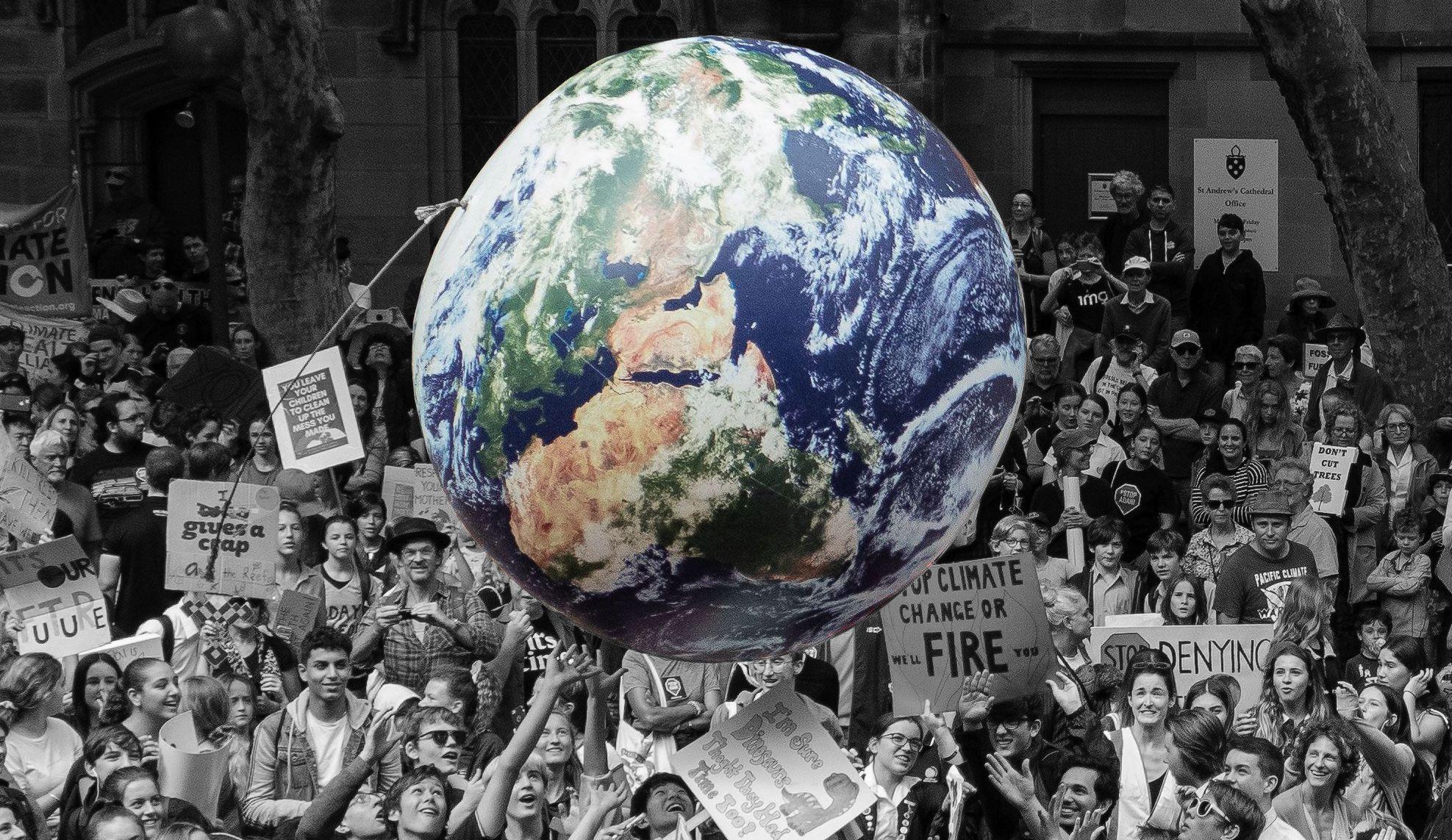 Türkiye'de Toplumun Yarısı İklim Krizini Virüsten Daha Büyük Bir Tehdit Olarak Görüyor