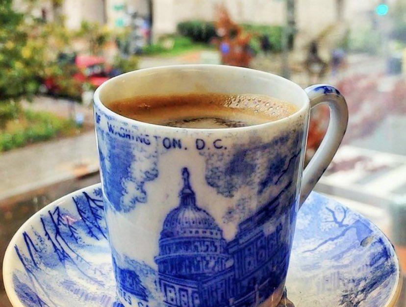 Dünya Türk Kahvesi Günü Vaşington Belediyesi'nin Resmi Kayıtlarına Geçti