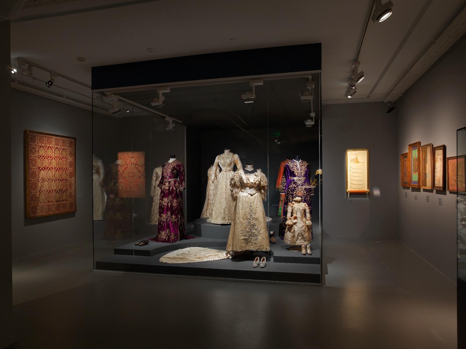 Türkiye'nin ilk özel müzesi olan Sadberk Hanım Müzesi'nden bir seçki Meşher'de