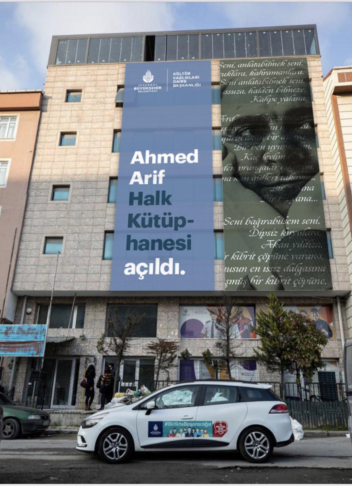 İstanbul yeni nesil kütüphaneler ile buluşuyor