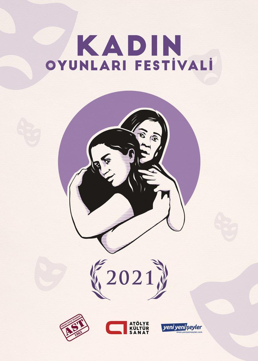 Kadın Oyunları Festivali Başlıyor!