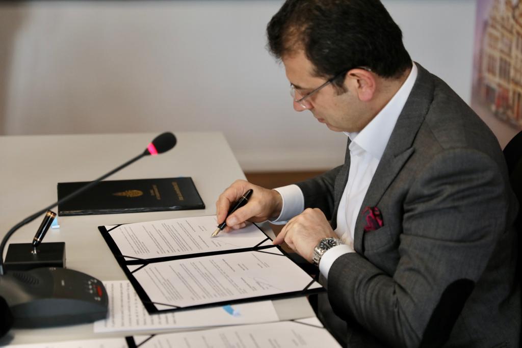 İstanbul ve Brüksel arasında toplumsal cinsiyet eşitliğine dayalı mutabakat zaptı imzalandı