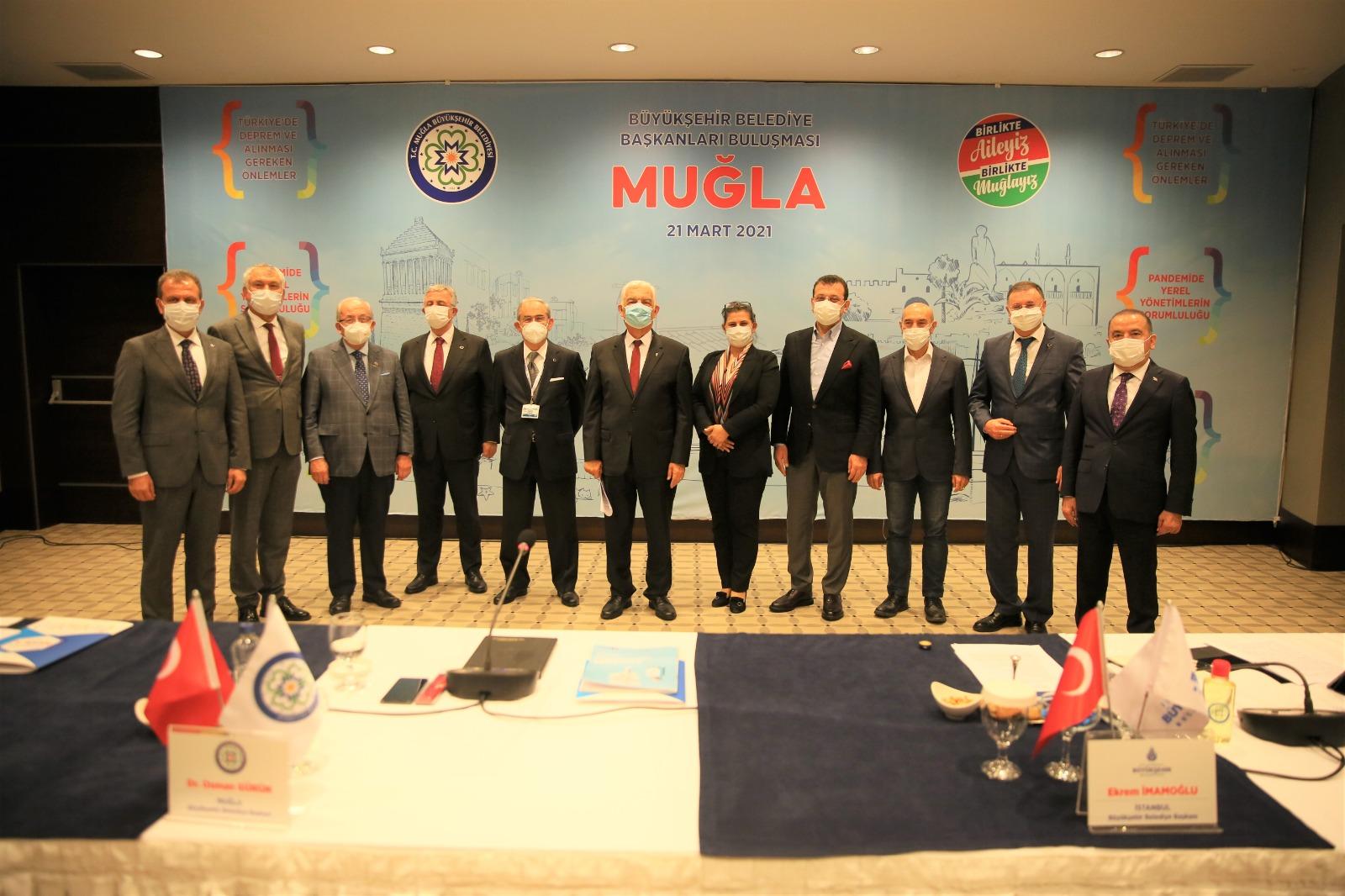 11 Büyükşehir Belediye Başkanı: İstanbul Sözleşmesi'nin feshi insan haklarına ağır darbe