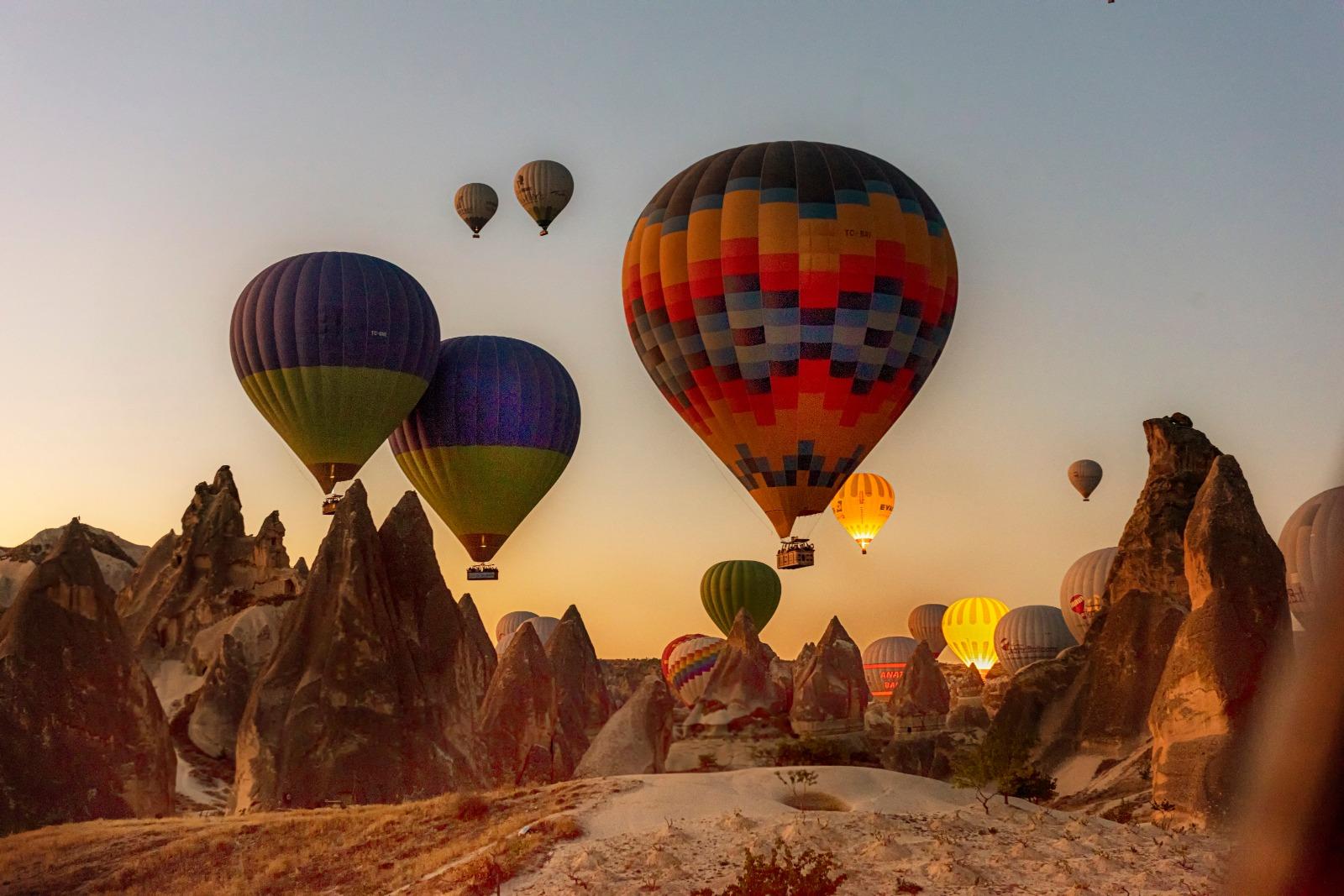 Kapadokya masalı her mevsim Argos in Cappadocia'da yaşanıyor