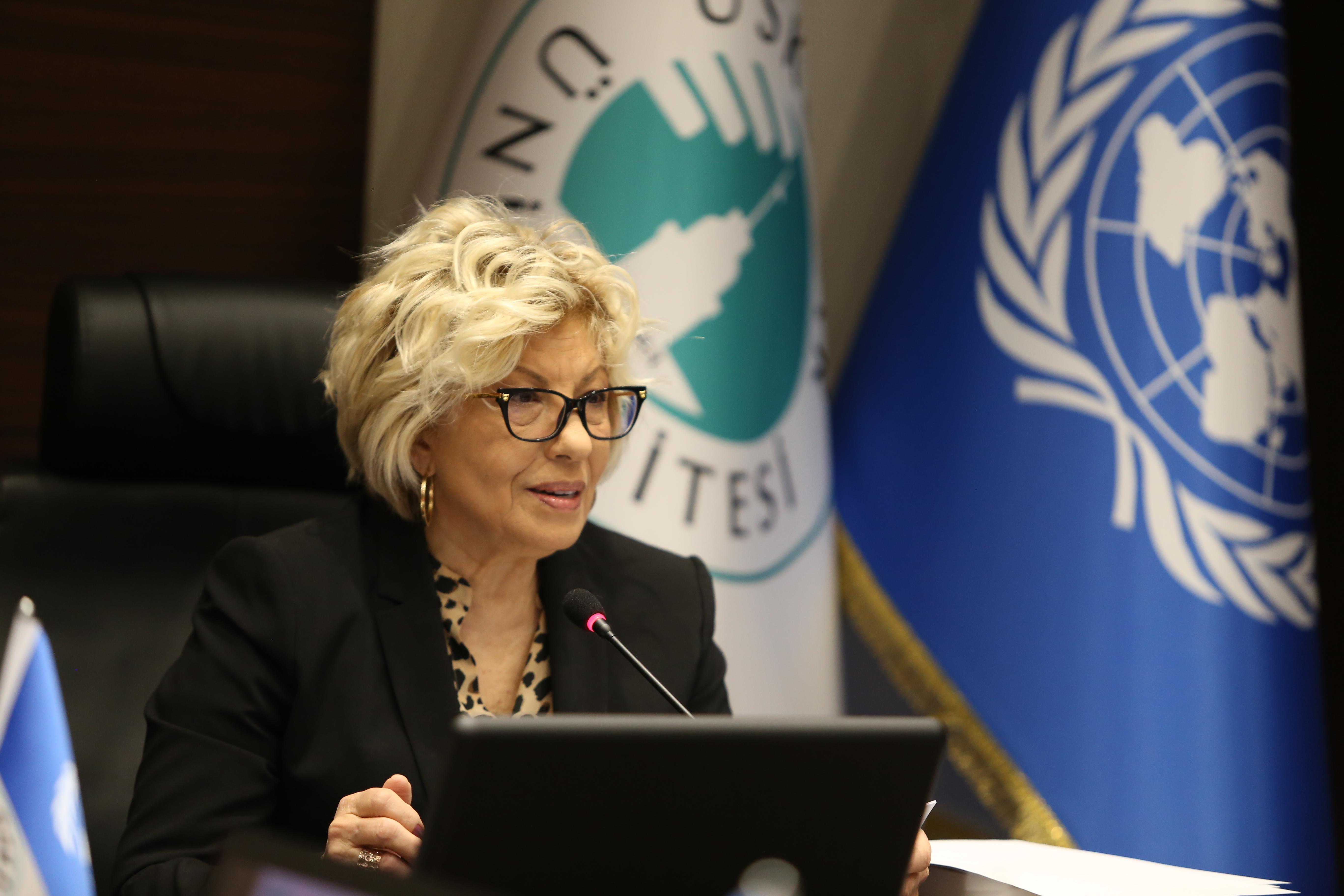 Prof. Dr. Sevil Atasoy, BM Uyuşturucu Kontrol Kurulu Üyeliğine 3. kez seçildi