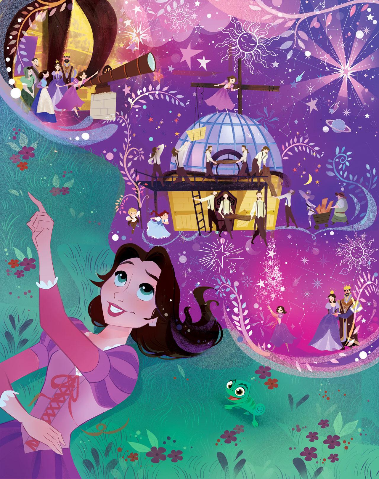 Disney Prensesleri ne öğretiyor? Araştırmadan çarpıcı sonuçlar