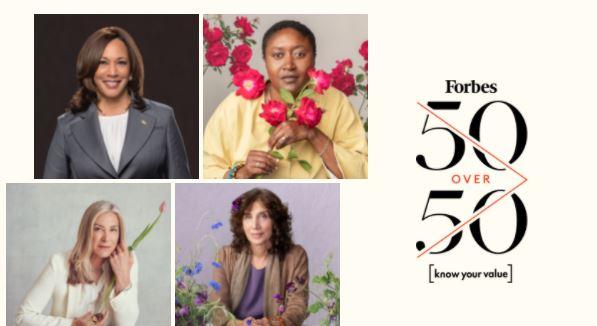 Forbes Women'dan 50 Üstü 50 Listesi