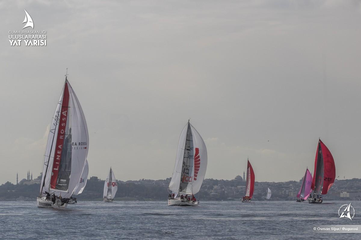 Cumhurbaşkanlığı Uluslararası Yat Yarışları bu yıl da Galataport İstanbul'da!