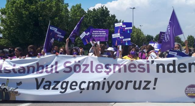 Danıştay'dan İstanbul Sözleşmesi kararı: Oyçokluğuyla reddedildi