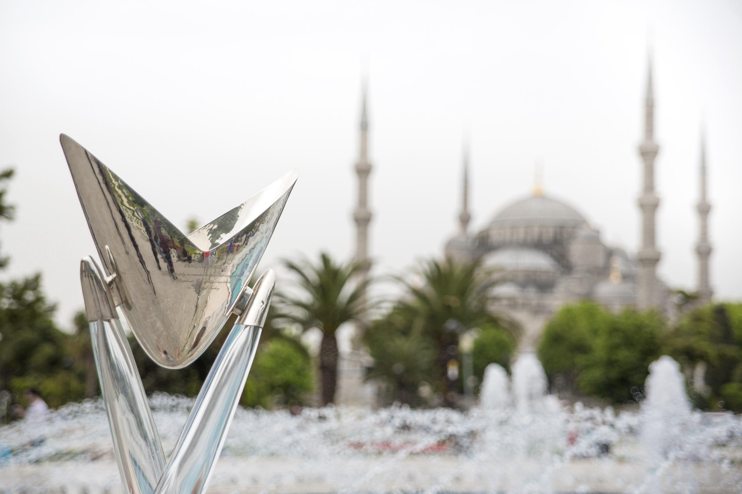 İstanbul Boğazı'nda 20. Yelken Seyri