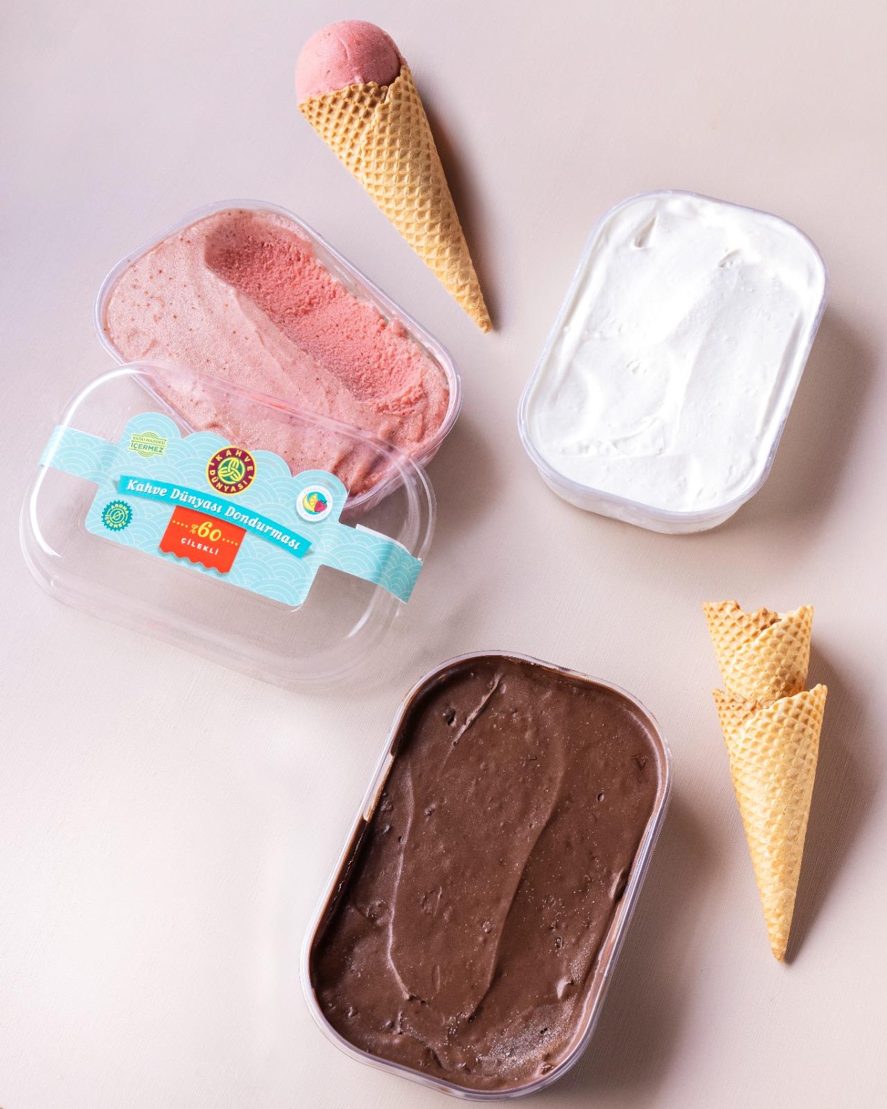 Kahve Dünyası Türkiye'nin dondurma tercihlerini açıkladı: En çok dondurmayı İstanbul ve Muğla tüketiyor