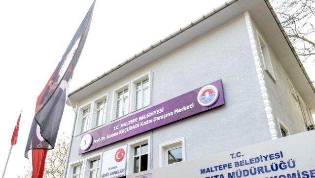 Maltepe Belediyesi, Ioanna Kuçuradi Kadın Danışma Merkezi'nde 2 bin 559 kadına destek verdi