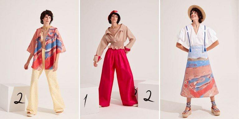 Mehtap Elaidi yeni koleksiyonunu masalsı bir moda filmi ile tanıttı