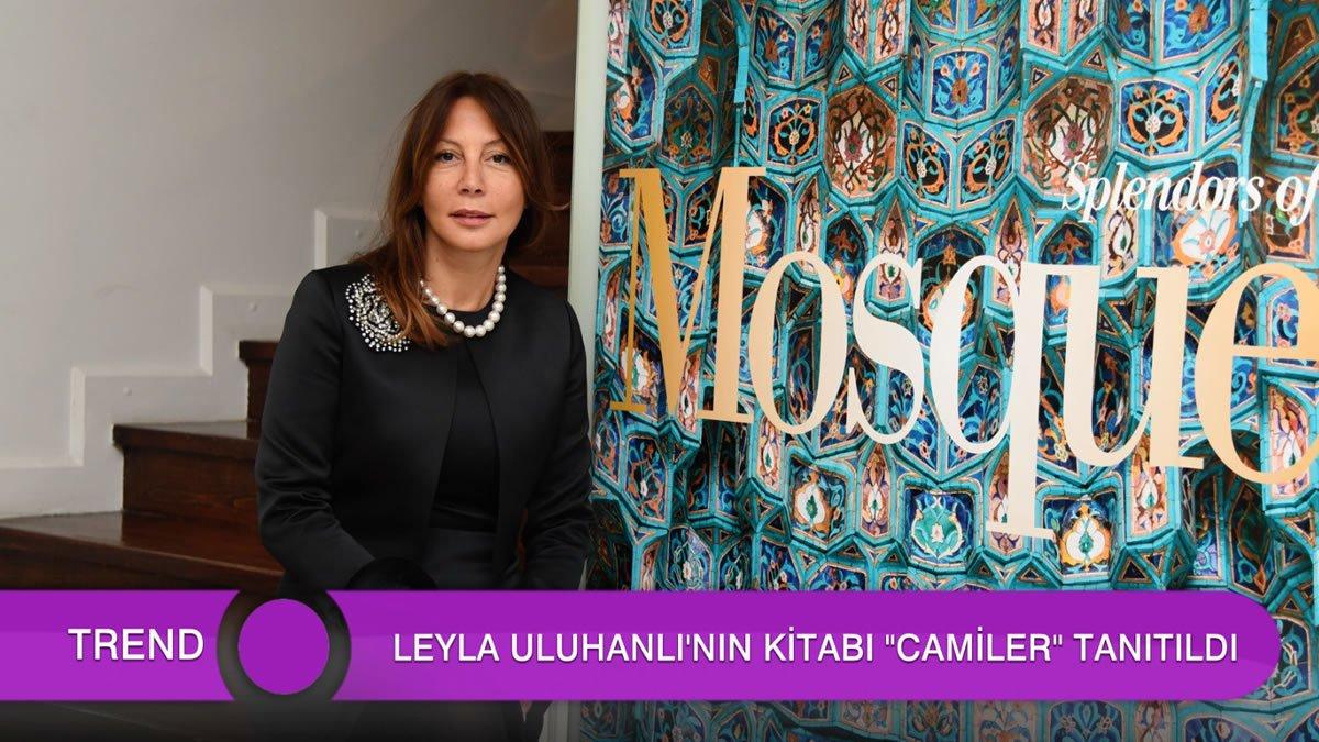 Dünyaca ünlü Mimar Leyla Uluhanlı İstanbul'daydı