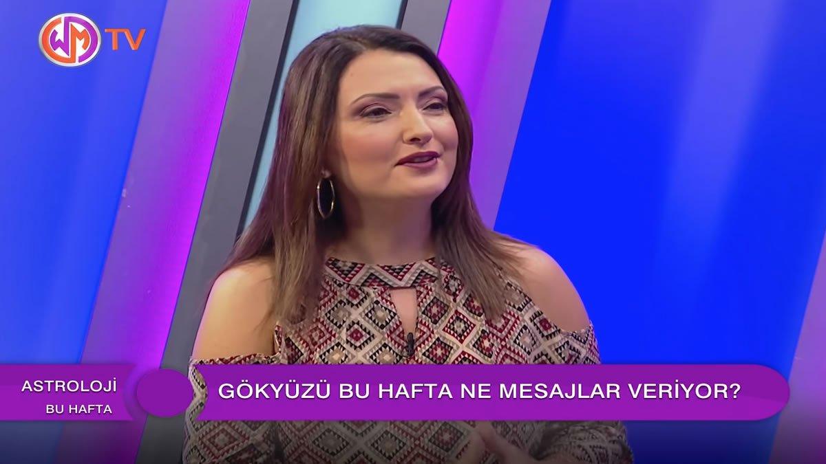 25 - 31 Mart Haftalık Burç Yorumları Astrolog Demet Baltacı Woman TV ' de