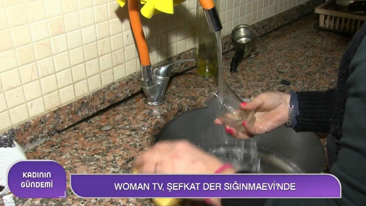 Woman TV ŞEFKAT.DER Sığınma Evindeydi