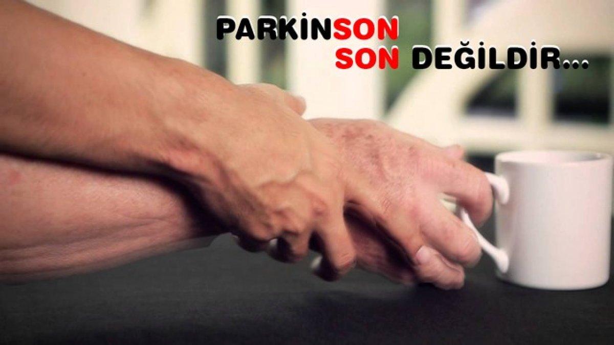 Parkinson, son değildir. 11 Nisan Dünya Parkinson Günü
