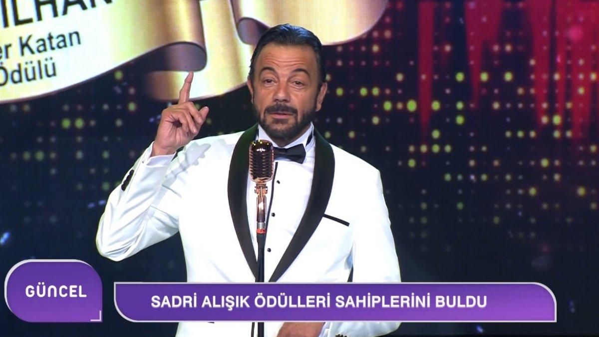 Sadri Alışık Ödülleri sahiplerine kavuştu