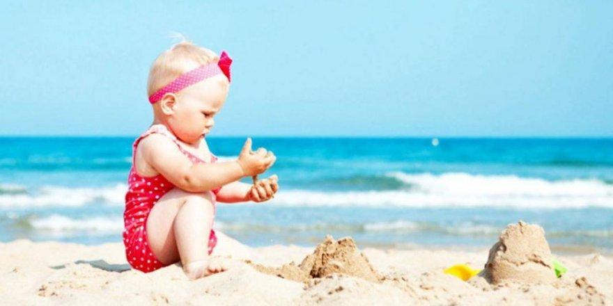 Yaz Aylarında Çocuk Sağlığını Korumanın Yolları!