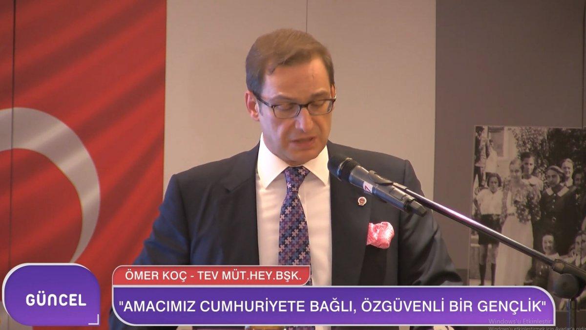 """""""Amacımız Cumhuriyet'e Bağlı Özgüvenli Bir Gençlik"""""""
