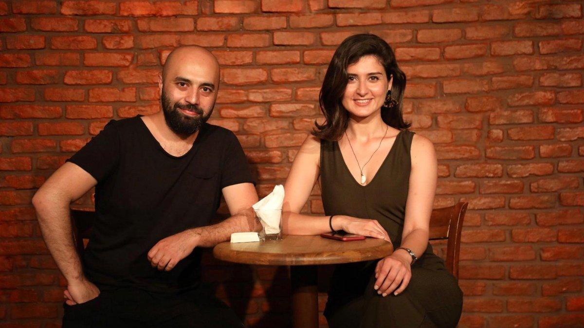 Gülcan Sevindik'in sunumu ile Flashback'in ilk konuğu Tahsin Hasoğlu